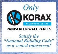 Only Korax satisfies teh National Building Code.